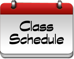 Step by Step Class Schedule